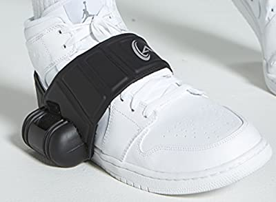 Armor1 Ankle Roll Guard (Right Foot) Ankle Support; Patented and Tested Alternative to an Ankle Brace for Ankle Roll Prevention, Ankle Support, Sprain Support; Good for Walking, Sports, Stroke