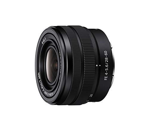 Sony FE 28-60mm F4-5.6 Full-Frame Compact Zoom Lens (SEL2860)