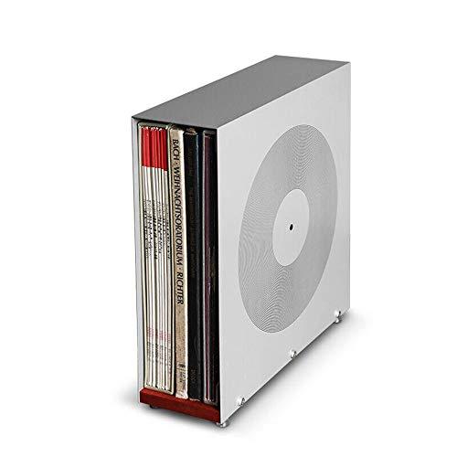 Honglimeiwujindian opbergdoos optekenen vinyl record rek LP-box papier Storage Rack Cube Office Desktop Storage Box CD-hoes Organizer voor het opbergen