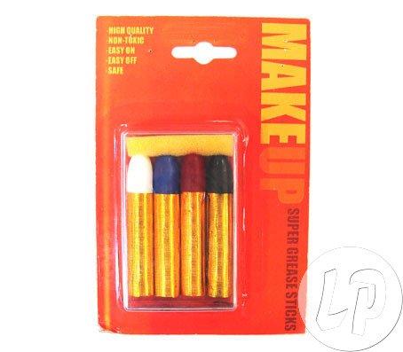Fiesta Palace - blister 4 crayons de maquillage