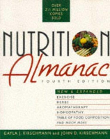Nutrition Almanac (4th ed)