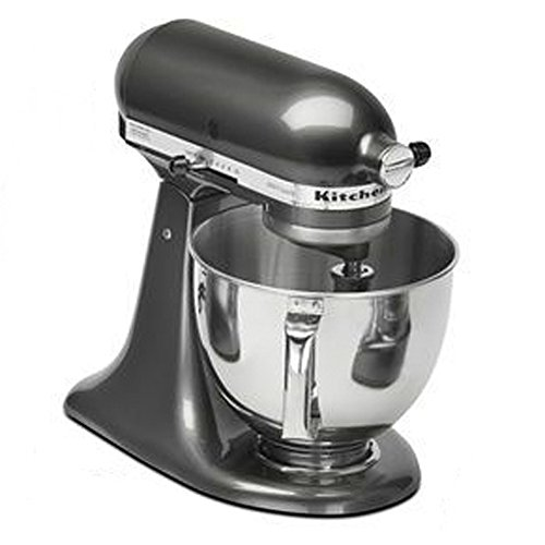 KitchenAid RRK150QG 5 Qt. Artisan Series - Liquid Graphite (Renewed)