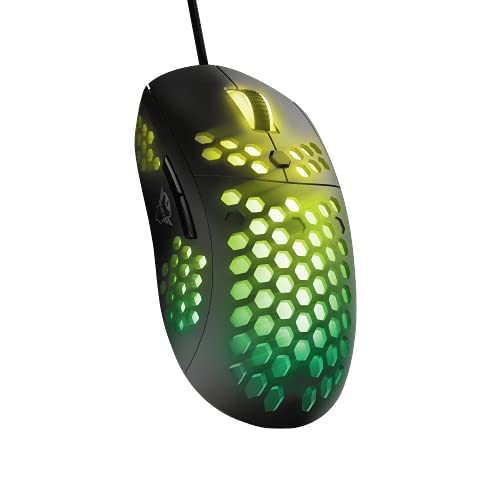 Mouse Gaming Trust, 23758, GXT960 Graphin UltraLightweight, preto, pequeno