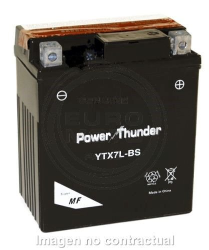 Power Thunder - Batería YTX7L-BS [0607951P]