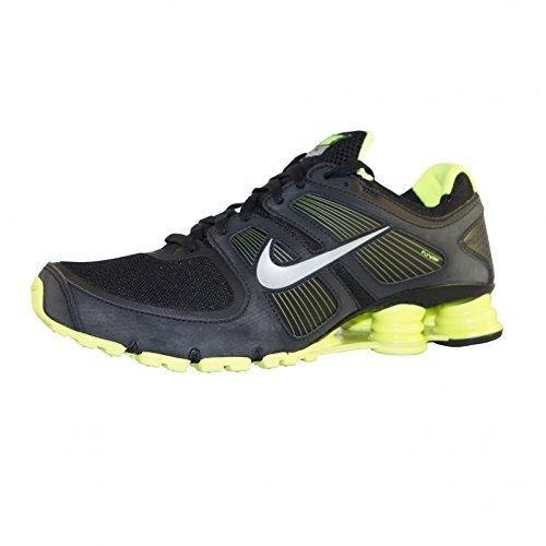 Nike Shox Turbo +11 Chaussures de Course Baskets – Plusieurs couleurs disponibles - noir - noir,