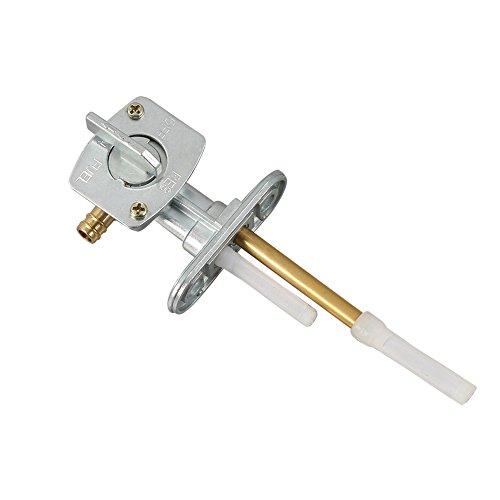Interruptor de válvula de llave de purga de gasolina, bomba de interruptor de llave de purga de combustible de repuesto para Kawasaki KLF300 Bayou 1986-2004