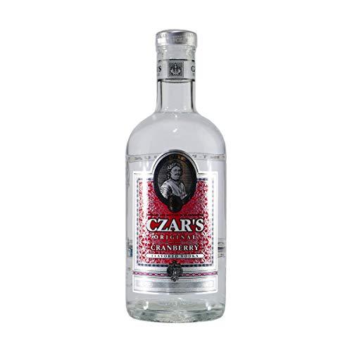 Vodka Ladoga Zarskaja Cranberry 0,7L russischer Wodka Spirituosen