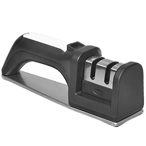LSX Artefacto de Afilado, Afilador de Cuchillos de ángulo rápido para el hogar, Artefacto de Cuchillo de pulir multifunción, Palillo de Piedra de afilar, Gadget de Cocina Antideslizante