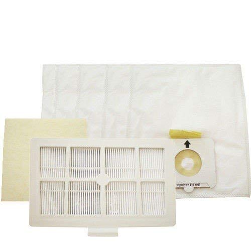 (Ship from USA) Bissell Opticlean bagged canister 42Q8 vacuum supply kit-5 Bags+2 Filters- 59H6