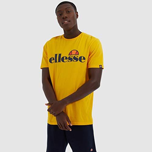 Ellesse SL Prado Camiseta, Hombre, Yellow, m