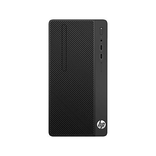 HP 290 G2 3 GHz i5-8500/8GB/256GB Micro Tower zwart Mini PC