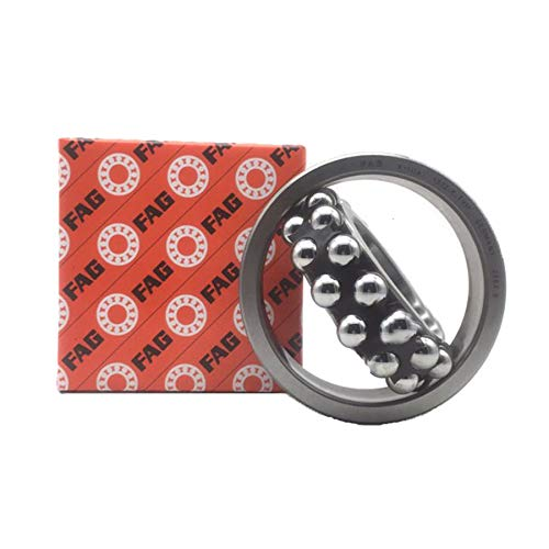 Forest Industry FAG 1315K Self-aligning Ball Bearings 75x160x37mm