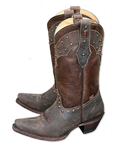 Reduziert - Stars & Stripes Cowboystiefel - Ladies Boots - Memphis, Größe 38
