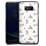 DeinDesign Coque Compatible avec Samsung Galaxy S8 Plus Étui Housse Winnie l'ourson Disney Produit...