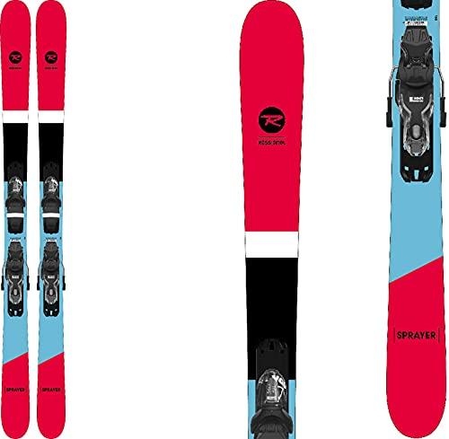 Rossignol Sprayer Mens Skis 178 W/Look Xpress 10 GW Bindings Black