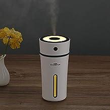 Household Appliances 300ML Mini Portable Cup Shape USB LED Night Light Ultrasonic Humidification Air Humidifier for Home/O...