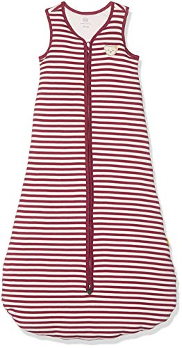 Steiff Sleeping Bag Gigoteuse, Rouge (Beet Red 4010), 74/80 (Taille Fabricant: 70) Bébé Fille