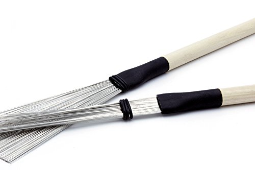 Cajon Jazz Sticks/Besen/Brush/Brushes