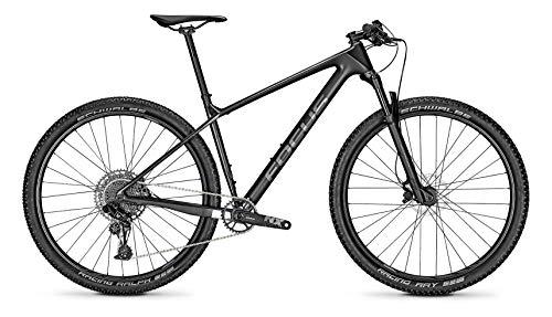 Focus Raven 8.6 29R Cross Mountain Bike 2020 (L/50cm, Carbon Silk Matt)