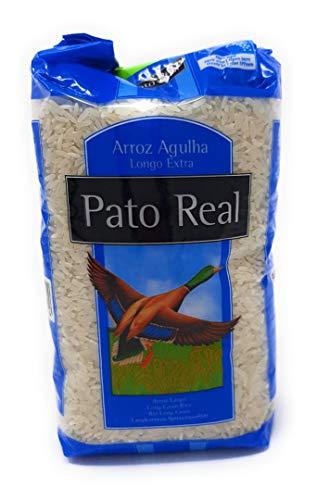 Pato Real, Riso del Portogallo, Chicco Lungo