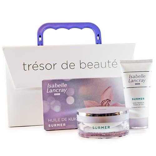 Isabelle Lancray Tresor de Beaute - Creme Rich+Neck Care+ Kukui-Oil Limitierte Edition