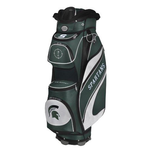 Best Deals! Team Effort Michigan State Spartans The Bucket Cooler Cart Bag