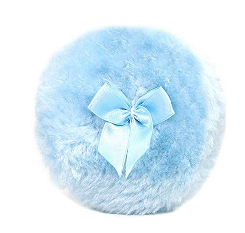 KUSAWE Éponge de maquillage 2pcs bébé éponge de soufflage de Poudre cosmétique pour Le Maquillage de Poudre éponges cosmétiques Puff A