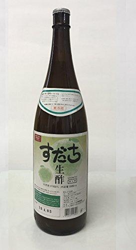 すだち生酢1800ml (一升瓶)