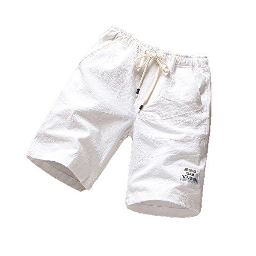 Homme Été Shorts de Bain Short de Plage avec Cordon Bermuda Séchage Rapide Imprimé Floral Boxershort DéContracté Slim Swimsuit Short de Surf