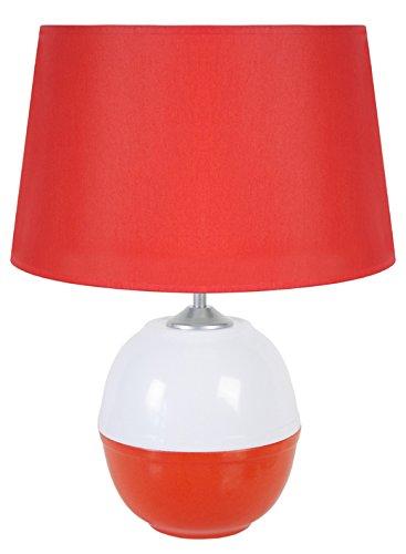 Tosel 64302, Tôle Acier/Mélamine/Coton, Rouge/Blanc, 300 x 410 mm