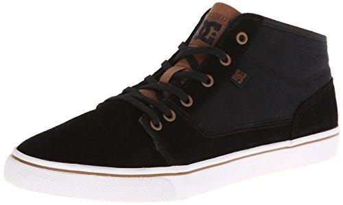 Dc Shoes Tonik Mid W J, Baskets mode femme - Noir (Black), 36 EU