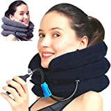 MEDIZED® Cervical Neck Traction Device & Collar Brace, FDA Approved Inflatable & Adjustable