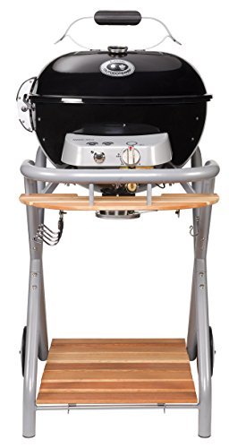 Outdoorchef AMBRI 480 G Black Barbecue a Gas, Nero, 60x75x105 cm
