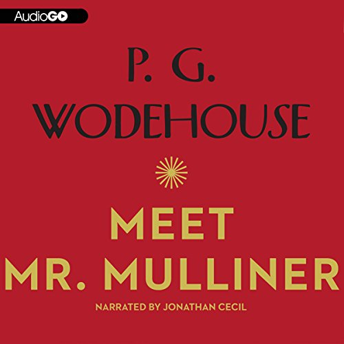 Meet Mr. Mulliner audiobook cover art