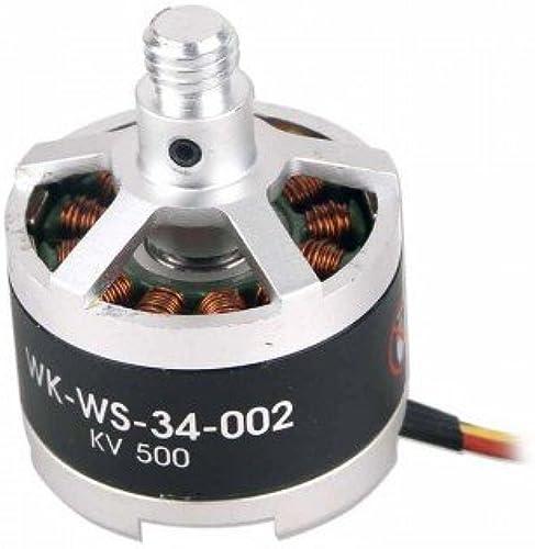 Moteur (dextrogyrate thread)(WK-WS-34-002) X4-Z-12 pour Walkera Scout X4