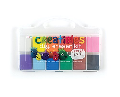 CREATIBLES DIY ERASER KIT - SE