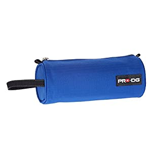 Pro-Dg Estuche portatodo cilindro, color azul, 22 cm (Karactermanía 54372)