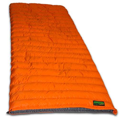 LOWLAND OUTDOOR® Super compact blanket - 590g - 210 cm +8°C