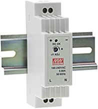 DIN Rail PS 12W 5V 2.4A DR-15-5 Meanwell AC-DC SMPS DR-15 Series MEAN WELL Switching Power Supply