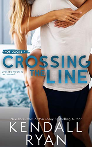 Crossing the Line (Hot Jocks Book 4) (English Edition)