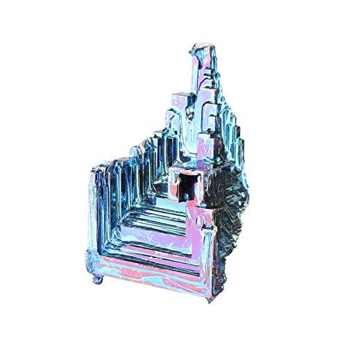 ExcLent 20G Seltene Regenbogen Titan Wismut Probe Mineral Edelstein Kristalle Mineral Rock