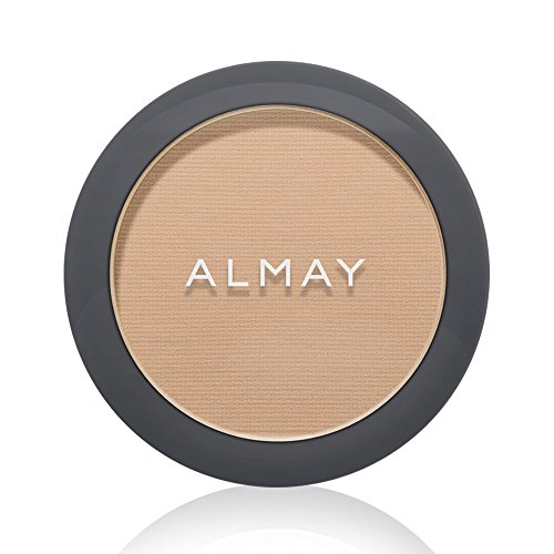 Almay Smart Shade Skin Tone Matching Pressed Powder, Light/Medium [200] 0.20 oz