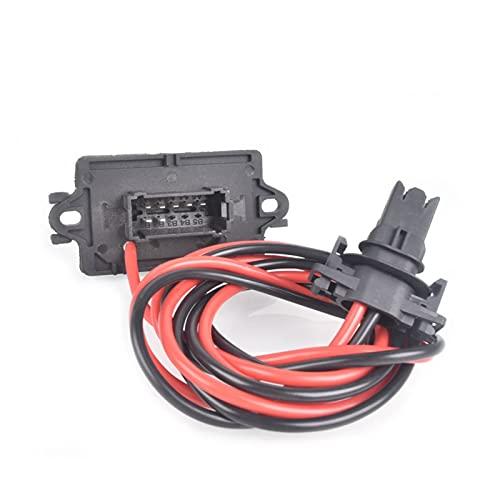 WYJ Componentes APAN A Motor Motor ANIMIENTO Ajuste para Renault SCANICE 2 Grand 3 7701207876 8200729298 Piezas de soplador