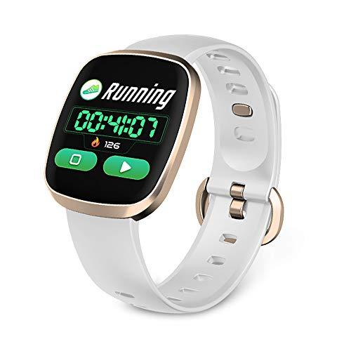Fierro Smartwatch Reloj inteligente Deportivo Anillos Dinámicos Notificaciones