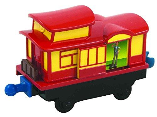 Chuggington 54028 - Vehículo en Miniatura La Caravana de Eddie