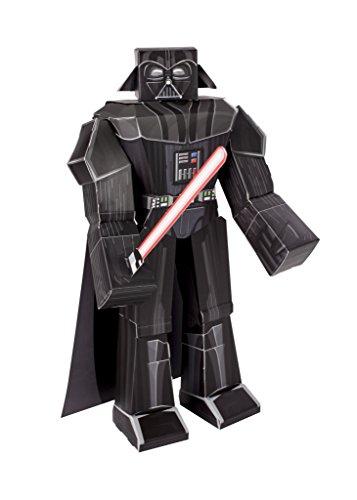 Jazwares 12911 - Blueprints Star Wars Papier Bastelset Darth Vader, groß, 30 cm