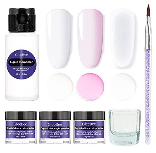 Acrylic Powder & Liquid, Acrylic Nail Kit, Acrylic Nail Powder and Liquid...