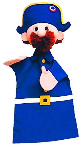 Le Coin des Enfants 13166 Gendarme Marionnette