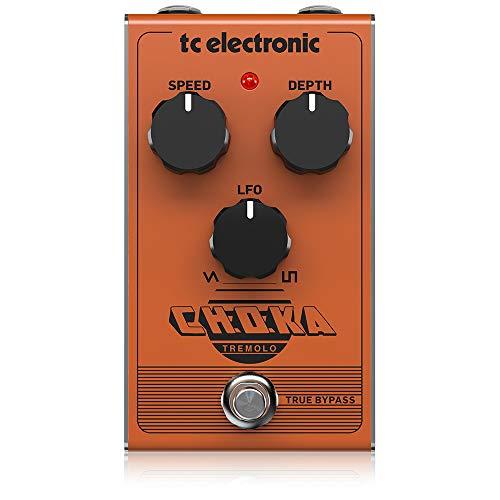 TC Electronic Choka Tremolo Pedale