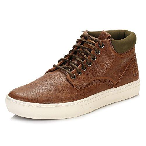 Timberland 2 0 Cupsole Chukka, Sneaker, Uomo, Brown, 45